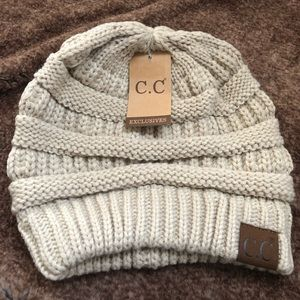 C.C Exclusives beanie